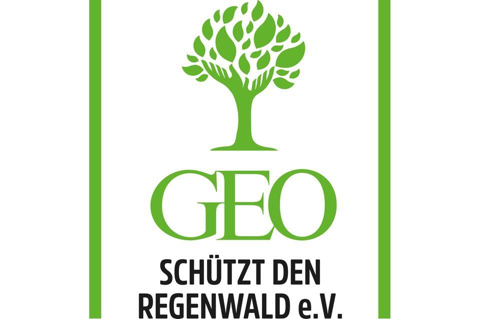Neues Logo  -  Nach 32 Jahren trägt der GEO-Baum frisches Grün