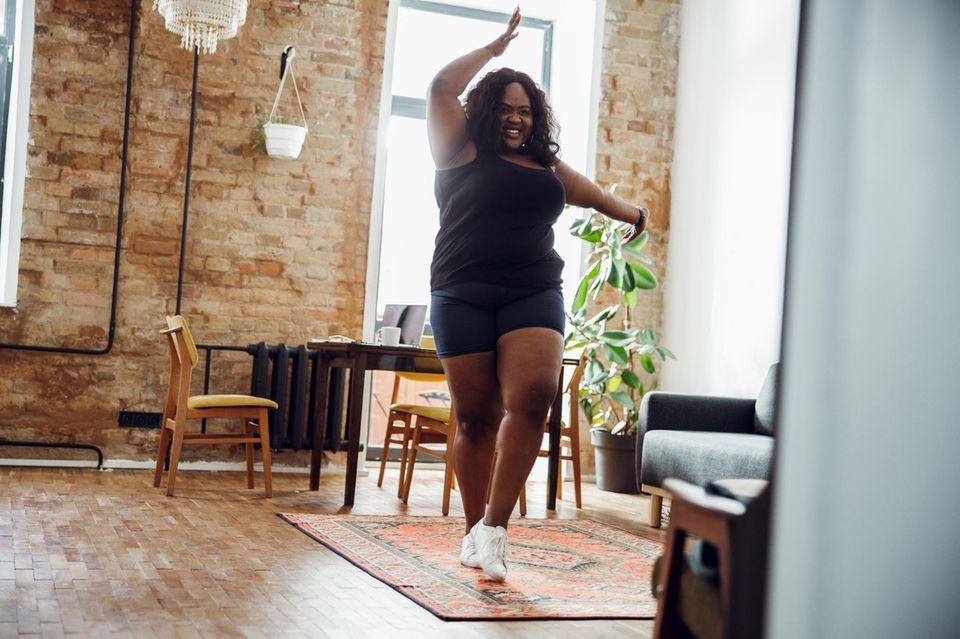Die Experten sind sich einig:Tanzen ist praktisch immer zu empfehlen