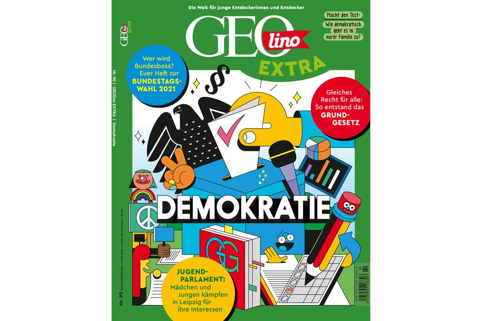 GEOlino Extra Nr. 90 - Demokratie