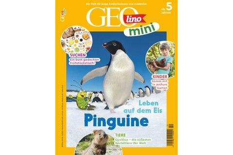 GEOlino Mini Ausgabe 10-2021