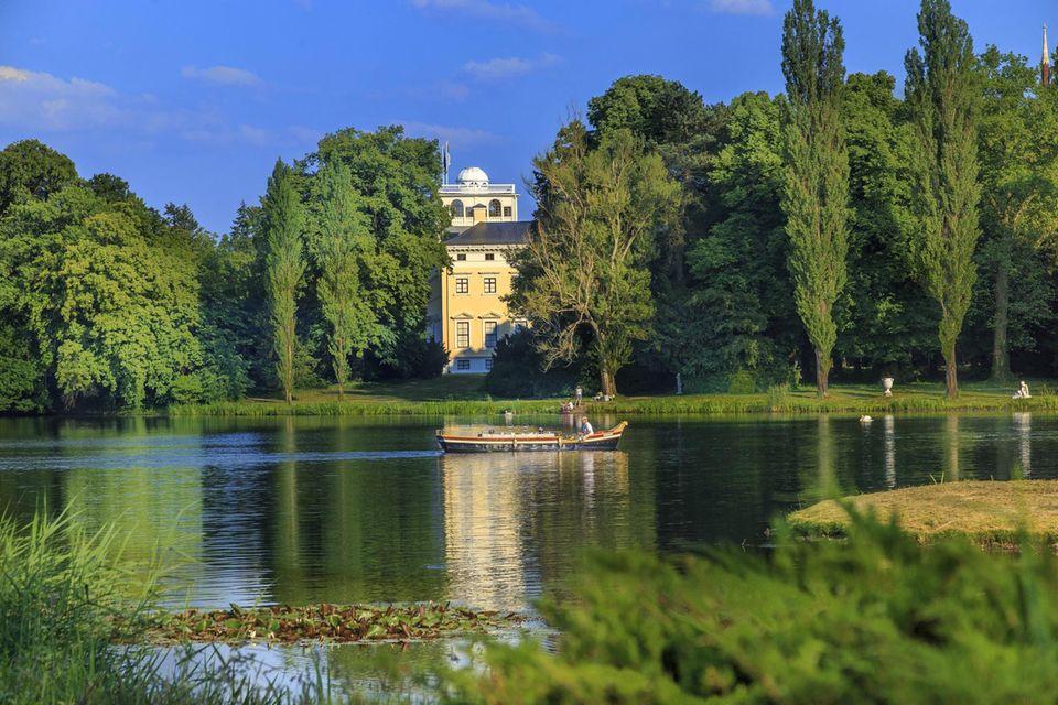 Schloss Wörlitz und der Wörlitzer Park