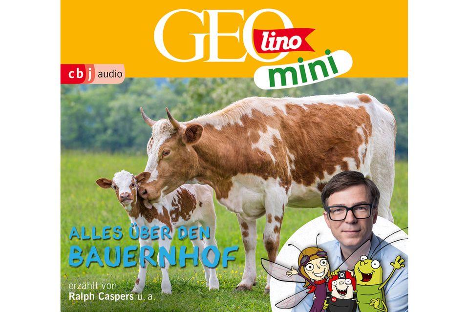 Hörspieltipp: GEOlino Mini Hörspiele Band 5+6