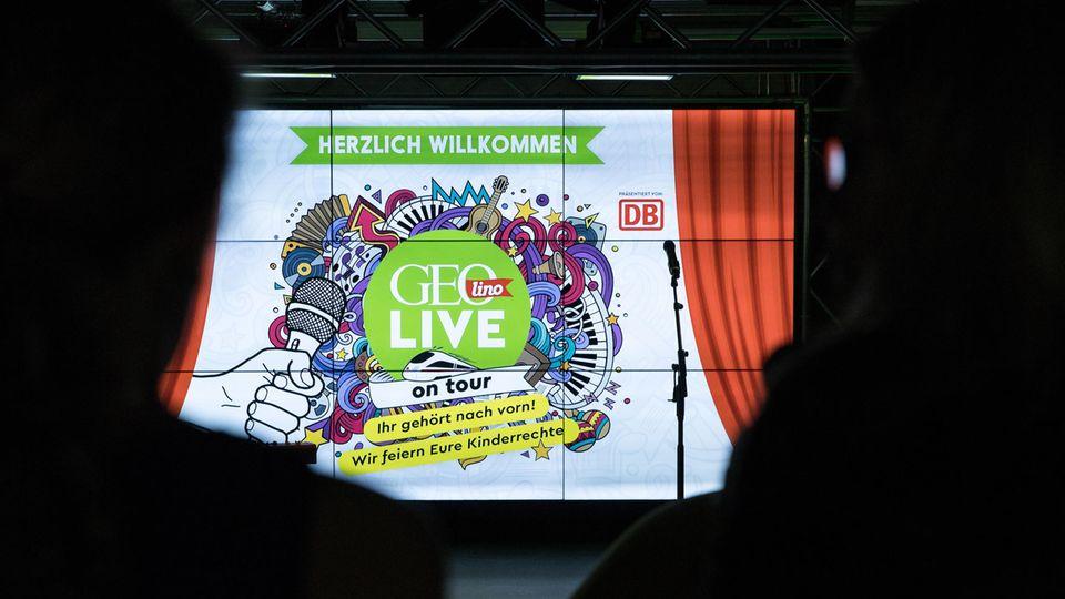 GEOLINO LIVE geht auf Tour: Gewinnt einen GEOLINO LIVE-Moment!