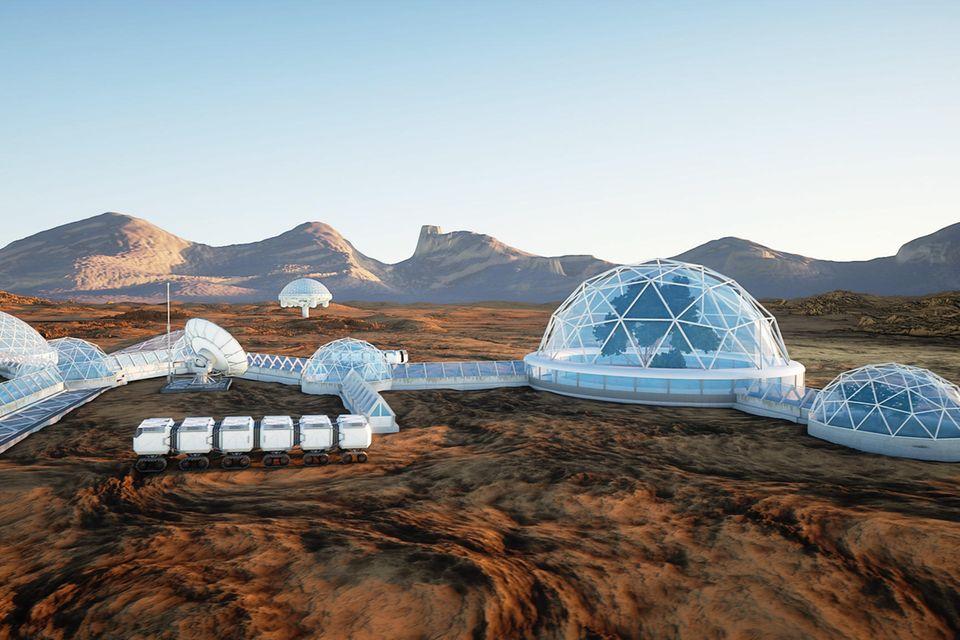 Schon seit Längerem arbeitet die Wissenschaft an Plänen, den Mars zu kolonisieren. Im Fokus der Überlegungen steht auch der Anbau von Nahrungsmitteln
