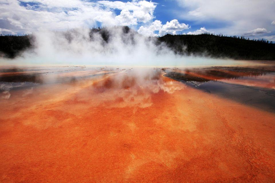 Gefahr aus der Tiefe: Der Ausbruch eines Supervulkans wird die Welt verändern. Die Frage ist nur: wann?