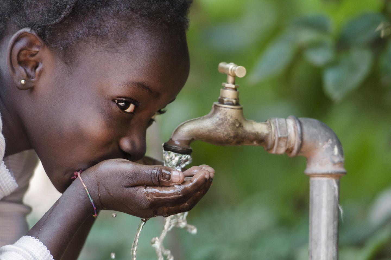 Schon in wenigen Jahrzehnten, können fünf Milliarden Menschen von einer ausreichenden Wasserversorgung abgeschnitten sein