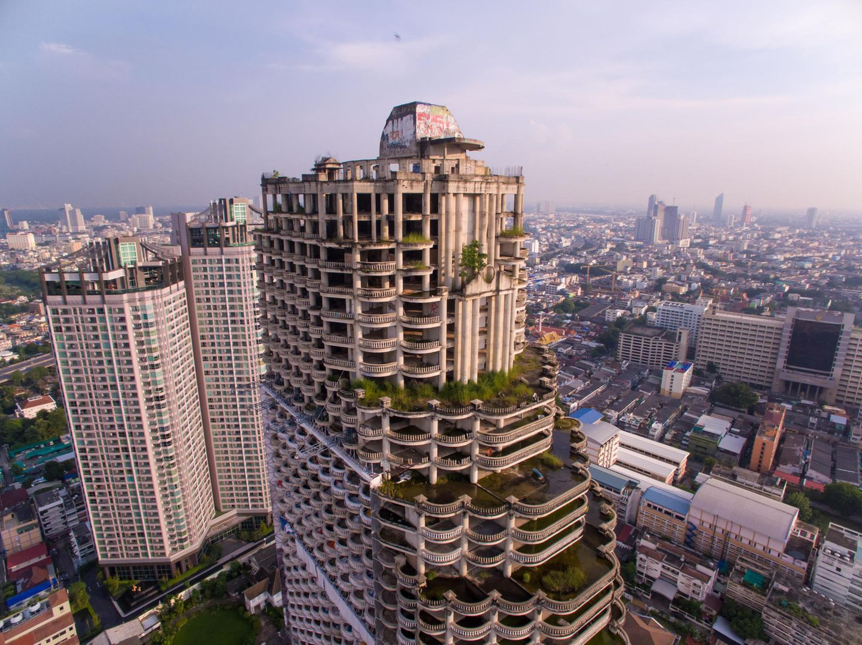 Ghost Tower, Bangkok