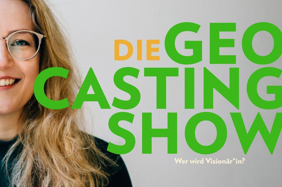 Die GEO-Castingshow: Vier nachhaltige Ideen, die überzeugen