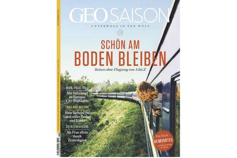 Vorschau auf GEO Special Nr. 02/2018: Deutschland unten links