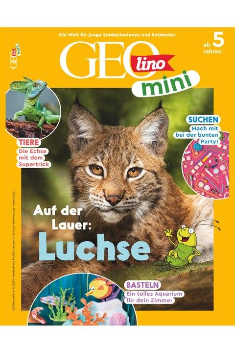 GEOlino Mini Ausgabe 11-2021