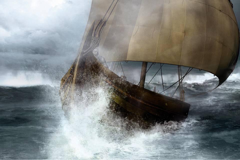 Entdeckungsfahrt: Die Wikinger in Amerika: Für die Nordmänner wurde die Neue Welt zum Fluch