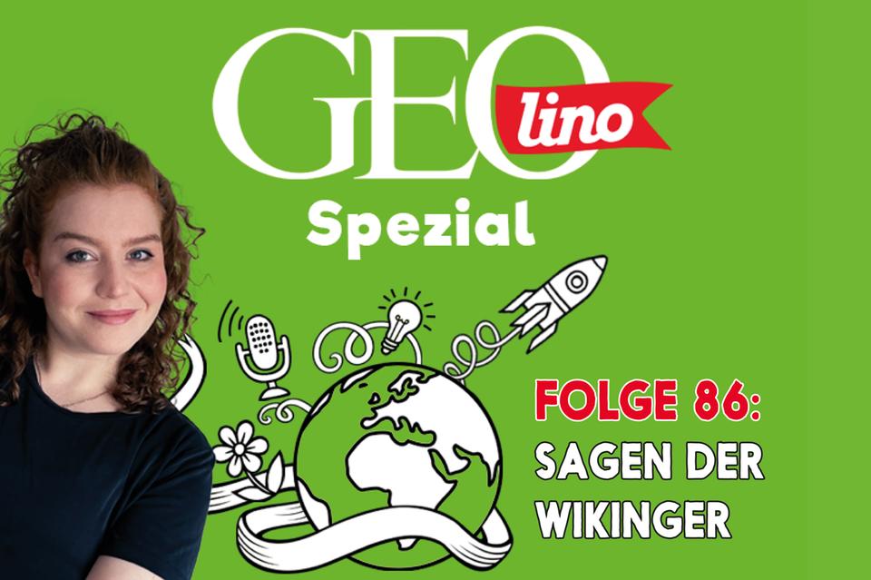 In Folge 86 unseres GEOlino-Podcasts geht es um die Sagen der Wikinger